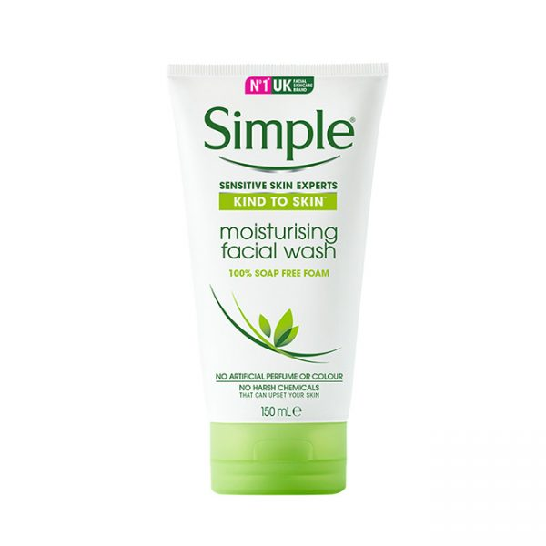 Simple Moisturising Face Wash Bangladesh