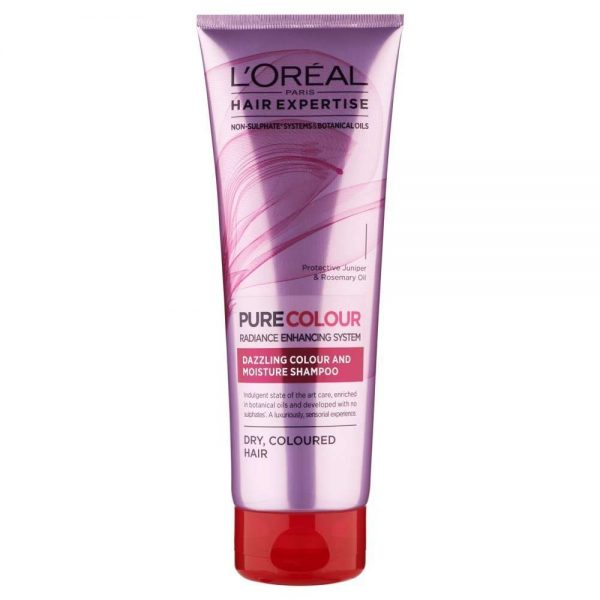 Loreal Hair Expertise Pure Colour Shampoo Bangladesh