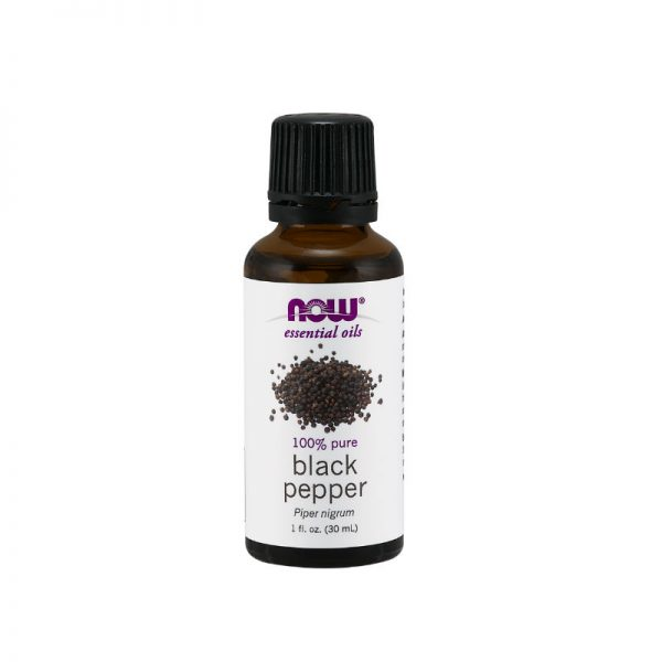 Now Black Pepper Essential Oil Bangladesh