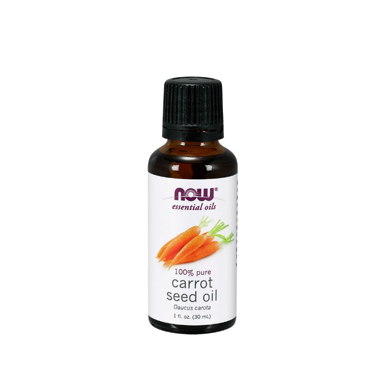 Now Carrot Seed Essential Oil Bangladesh