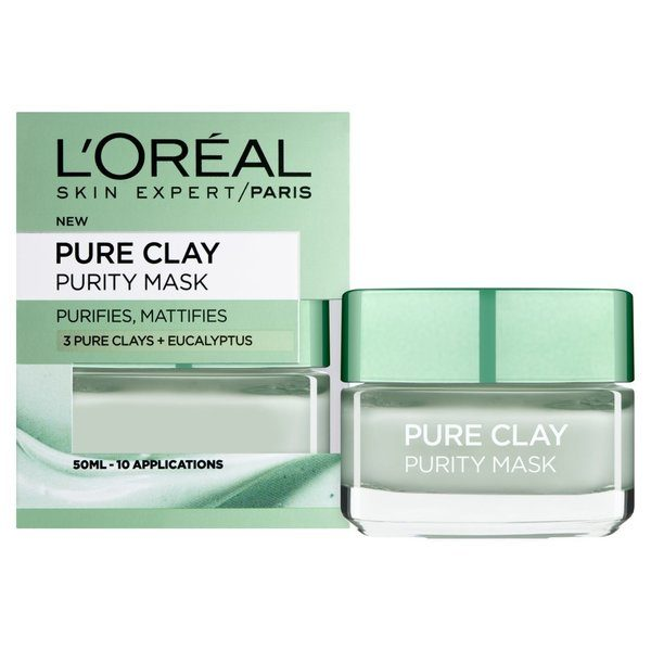 L'Oreal Paris Pure Clay Purity Face Mask Bangladesh