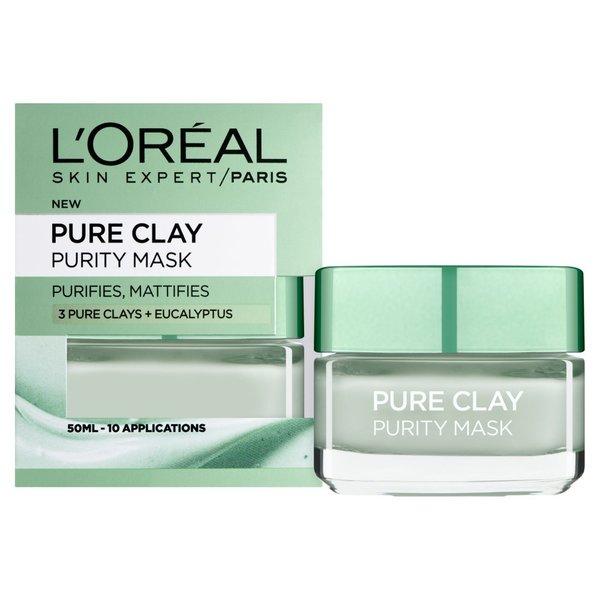 L'Oreal Paris Pure Clay Purity Face Mask Bangladesh