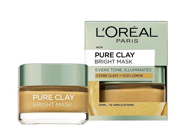 L'Oreal Paris Pure Clay Bright Face Mask Bangladesh
