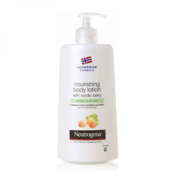 Neutrogena Norwegian Formula Nourishing Body Lotion with Nordic Berry Bangladesh BD
