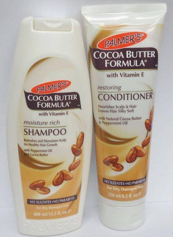 Palmer's Cocoa Butter Formula Vitamin E Moisture Rich Shampoo & Restoring Conditioner Bangladesh