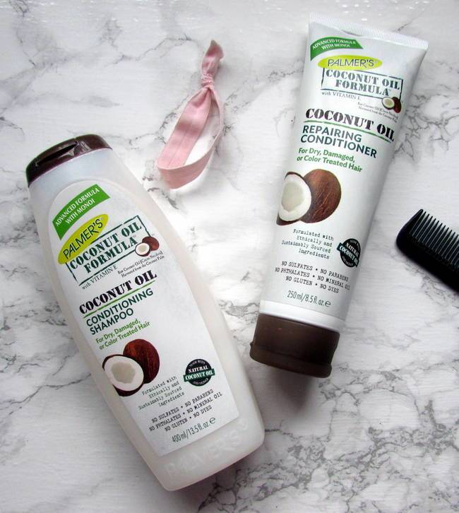 Palmer's Coconut Oil Formula Conditioning Shampoo & Repairing Conditioner Bangladesh