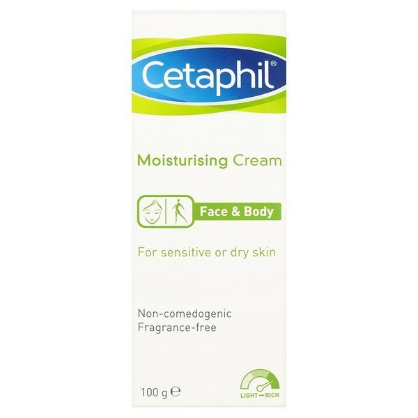 Cetaphil Moisturising Cream 100ml Bangladesh