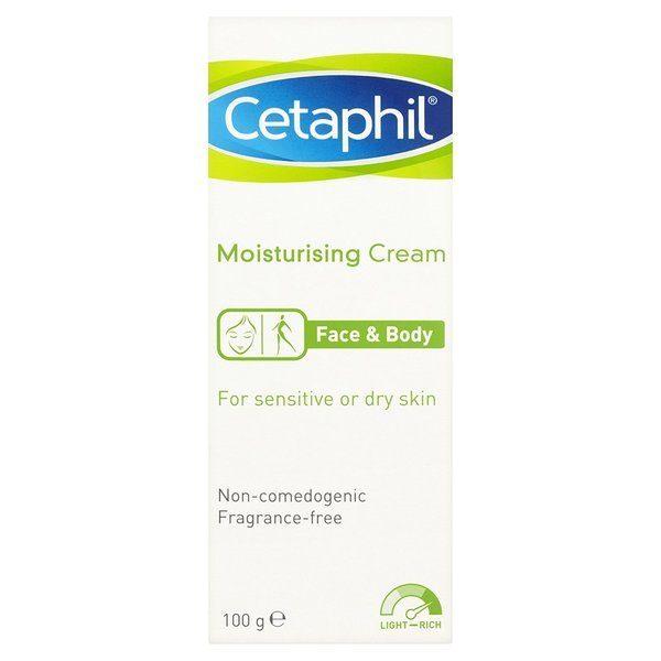 Cetaphil Moisturising Cream 100ml Bangladesh