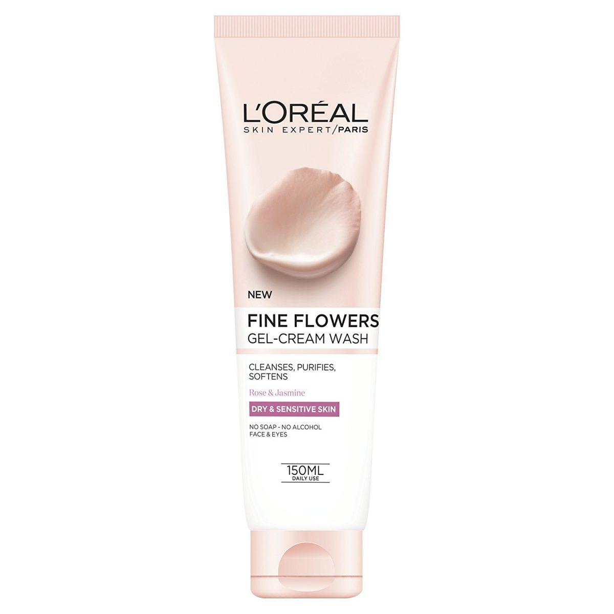 Loreal Fine Flowers Gel Cream Wash Bangladesh