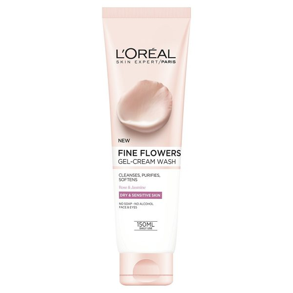 Loreal Fine Flowers Gel Cream Wash Bangladesh