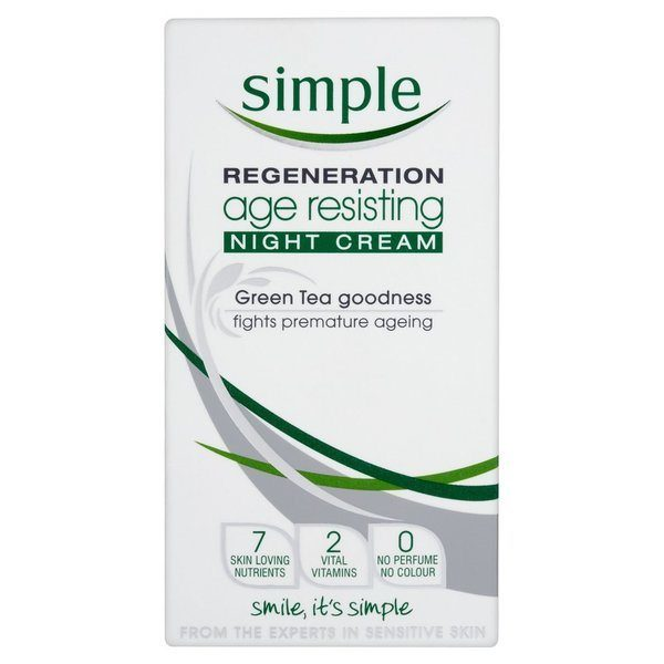 Simple Regeneration Age resisting Night Cream Bangladesh