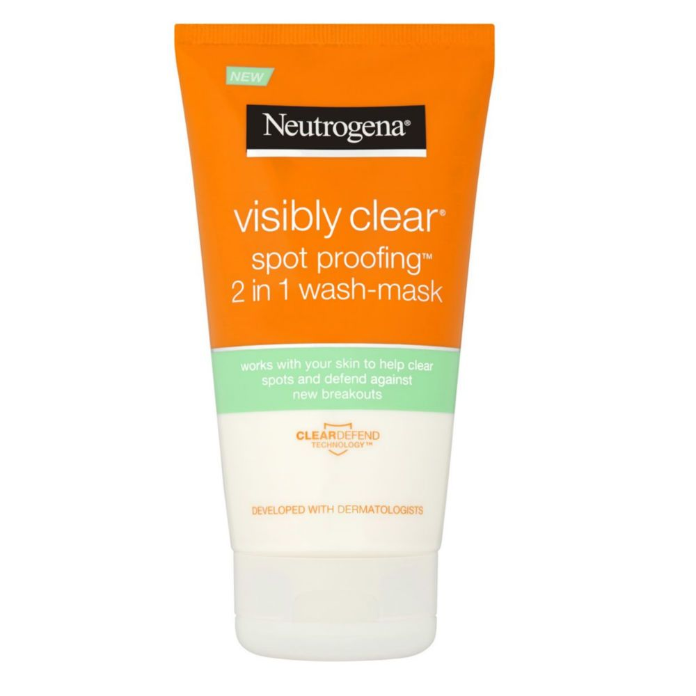 Neutrogena Visibly Clear® Spot Proofing™ 2-in-1 Wash Mask Bangladesh
