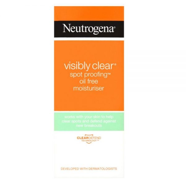 Neutrogena Visibly Clear® Spot Proofing™ Daily Moisturiser Oil Free Bangladesh