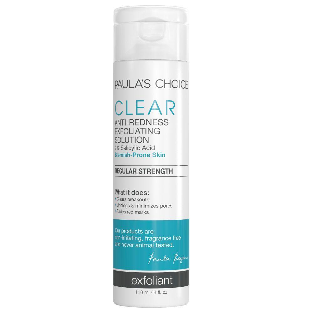 Paulas Choice CLEAR Anti-Redness Exfoliating Solution With Salicylic Acid Bangladesh