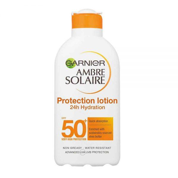 Garnier Ambre Solaire Ultra-hydrating Sun Cream SPF50 Bangladesh