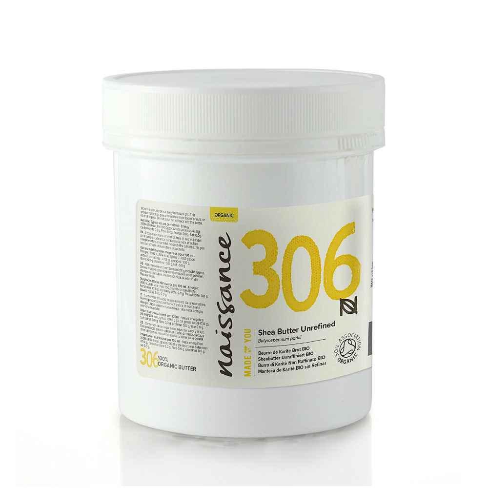 Naissance Organic Unrefined Shea Butter 100gm Bangladesh