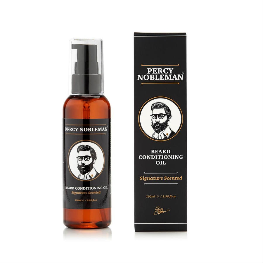 Percy Nobleman Beard Conditioning Oil Bangladesh