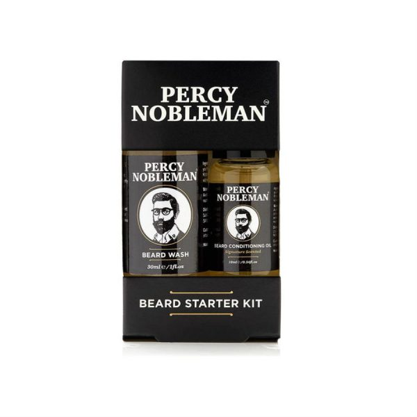 Percy Nobleman Beard Starter Kit Bangladesh