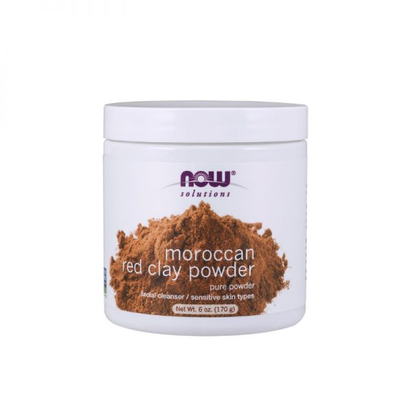 Now Moroccan Red Clay Powder Bangladesh