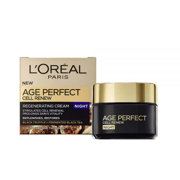 l'oreal age perfect cell renew night cream Bangladesh