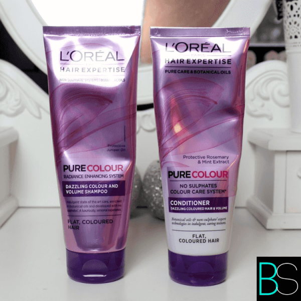 loreal hair expertise pure color shampoo conditioner bangladesh